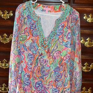Lily Pultizer Dress, Size 00